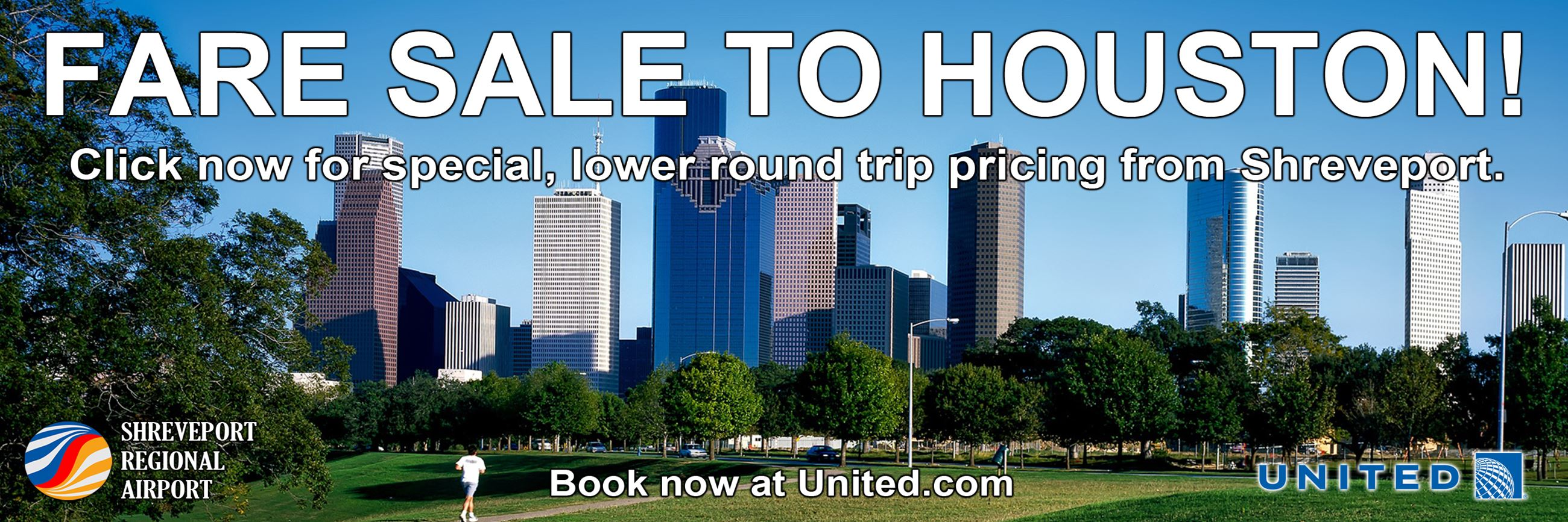 Web_United Houston Fare Sale